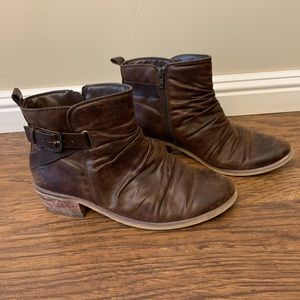 Ankle Bootie Shoes